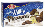 38502 Milky Pleasures 32ct.  0-91404-10135-6
