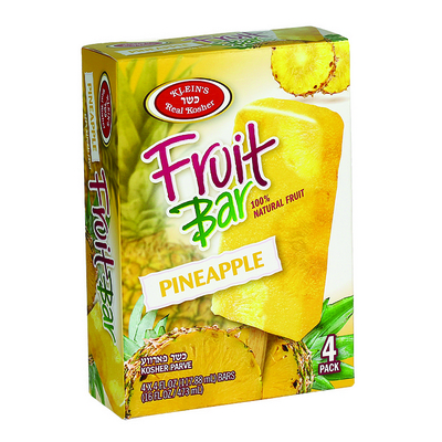 Pineapple Fruit Bar