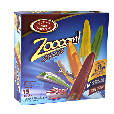 Zoom Sticks
