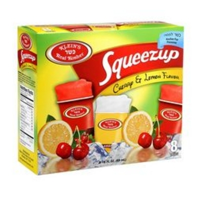 KP 8 Pk. Squeeze up Cherry/Lemon