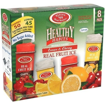 Healthy Habits Lemon & Cherry Squeeze up
