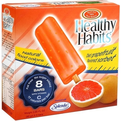 Healthy Habits Grapefruit Bar