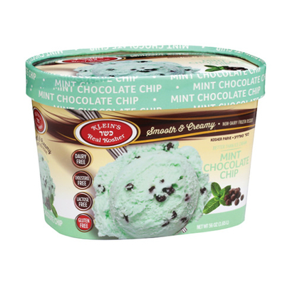 Non Dairy Mint Chip